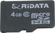 micro SDHCカード 4GB
